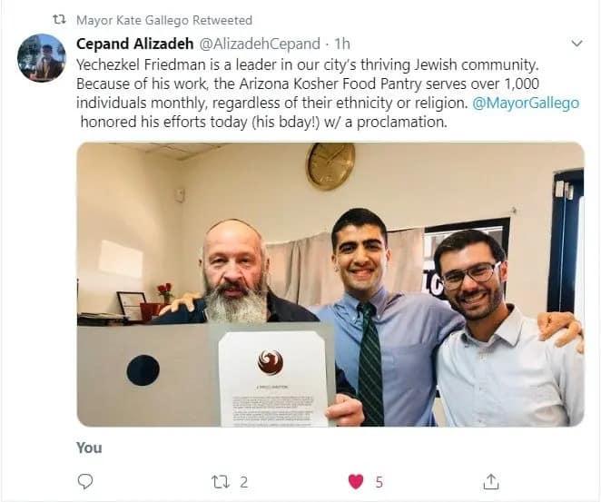 Arizona Kosher Pantry Day