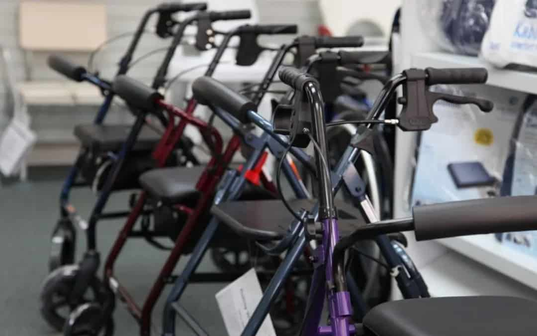 Medical Device Closet & Mobility Solutions